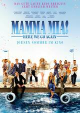 Mamma Mia 2! Here We Go Again - Poster