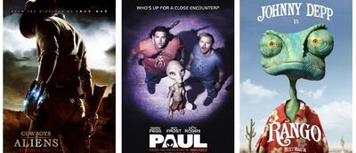 Heiß erwartete Filme 2011