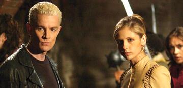 Buffy und Spike