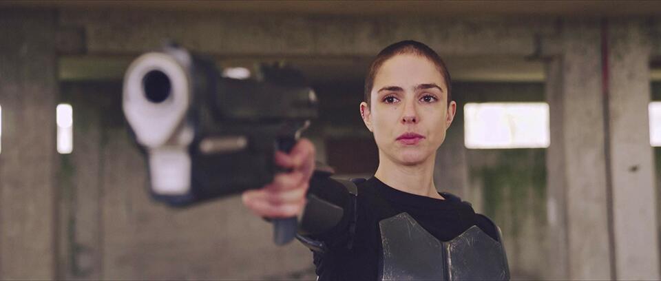 Mutant Blast mit Maria Leite