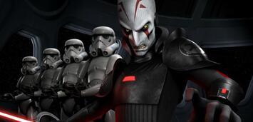 Bild zu:  Star Wars Rebels