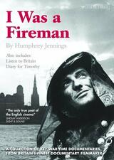 I Was a Fireman - Poster