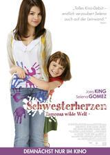 Schwesterherzen - Ramonas wilde Welt - Poster