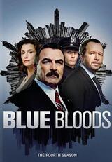 Blue Bloods - Crime Scene New York - Staffel 4 - Poster