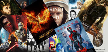 Bild zu:  Top 25 der meist vorgemerkten Filme bis Ende 2015