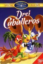 Drei Caballeros Poster
