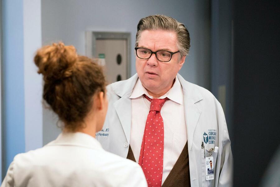 Chicago Med - Staffel 3 mit Oliver Platt und Rachel DiPillo