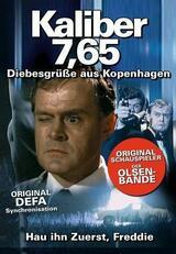 Kaliber 7,65 - Diebesgrüße aus Kopenhagen - Poster