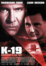 K-19: Showdown in der Tiefe - Poster