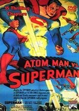 Atom Man vs. Superman - Poster