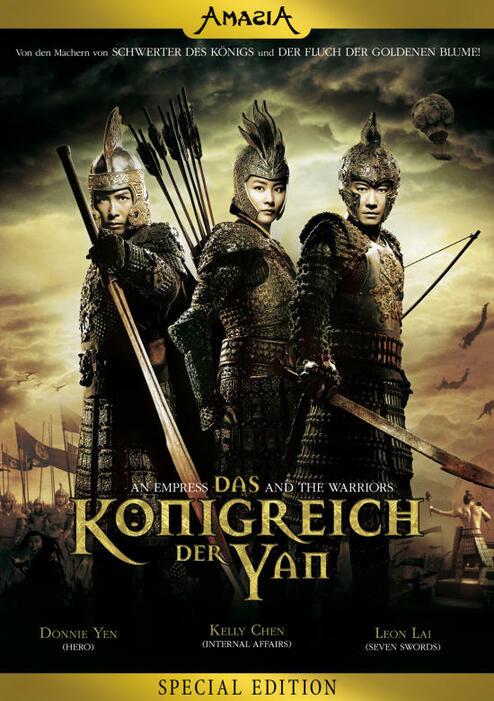 Das Königreich der Yan - Bild 2 von 2