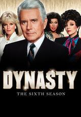 Der Denver-Clan - Staffel 6 - Poster