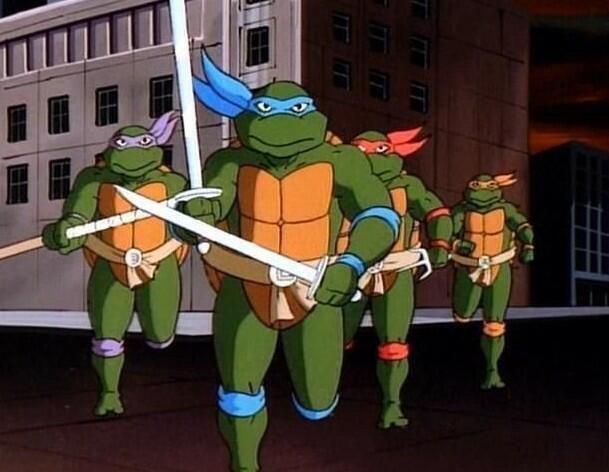Teenage Mutant Hero Turtles - Staffel 8