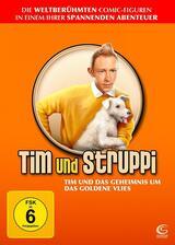 Tim & Struppi und das Geheimnis um das goldene Vlies - Poster