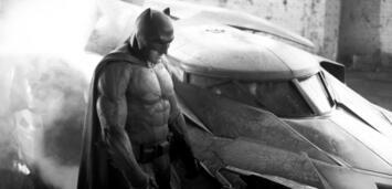 Bild zu:  Ein Mann und sein Auto - Batman v Superman