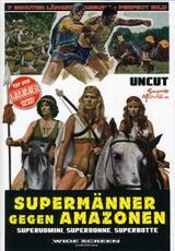 Supermänner gegen Amazonen - Poster