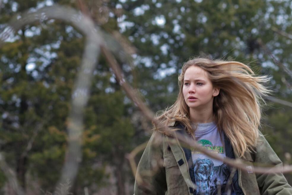 Winter's Bone mit Jennifer Lawrence