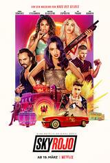 Sky Rojo - Poster