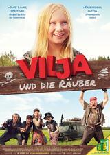 Vilja und die Räuber - Poster
