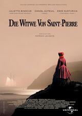 Die Witwe von St. Pierre - Poster