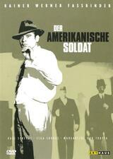 Der amerikanische Soldat - Poster