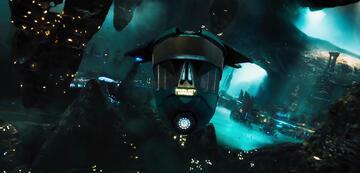 Artemis Fowl: Haven City, die unterirdische Stadt der Elfen