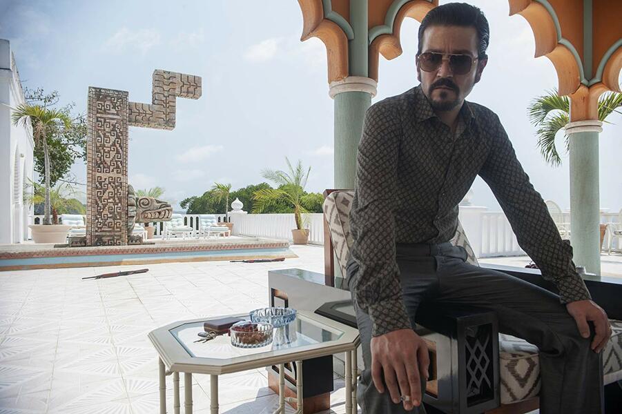 Resultado de imagen de DIEGO LUNA DE 'NARCOS: MÉXICO'