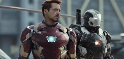 Robert Downey Jr. in Civil War