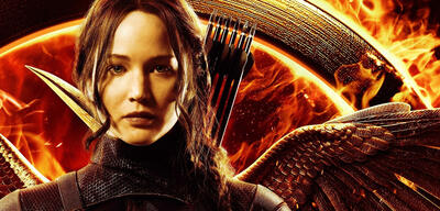 Jennifer Lawrence in Tribute von Panem: Mockingjay Teil 2
