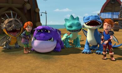 Dragons Die Jungen Drachenretter