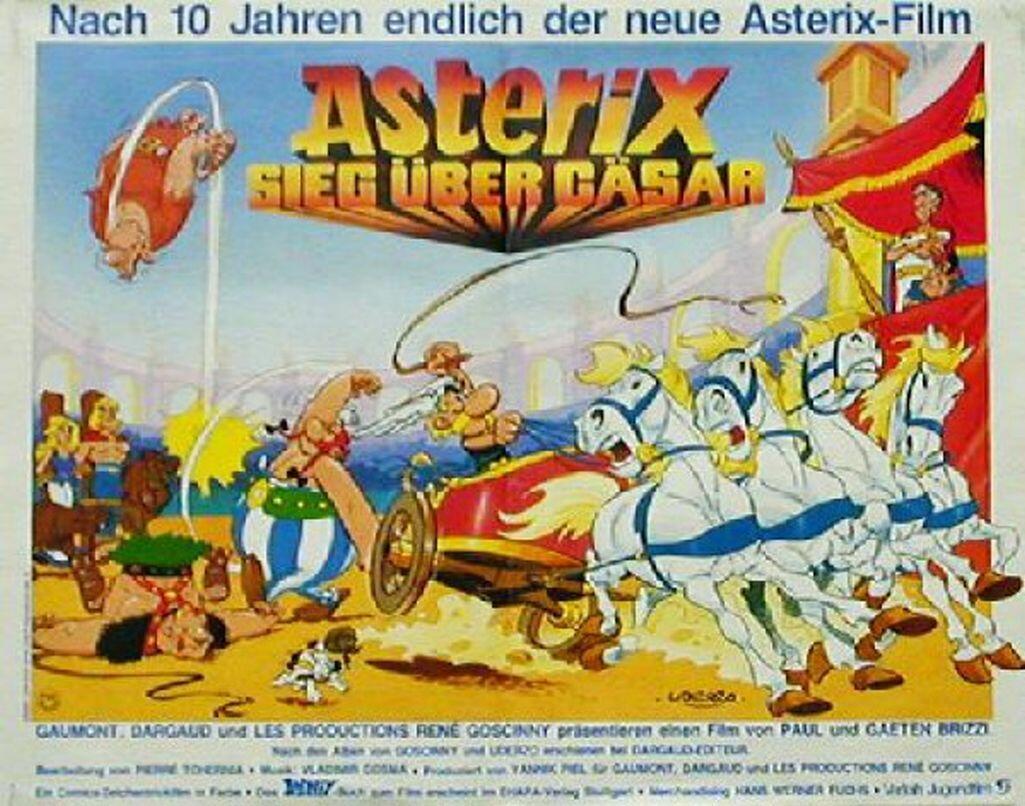 Asterix – Sieg über Cäsar