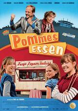Pommes Essen - Poster