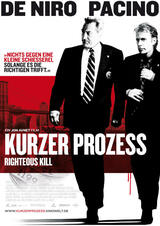 Kurzer Prozess - Righteous Kill - Poster