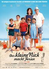 Der kleine Nick macht Ferien - Poster