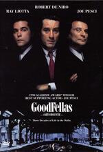 GoodFellas - Drei Jahrzehnte in der Mafia Poster