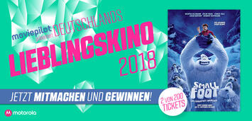 Bild zu:  Deutschlands Lieblingskino 2018