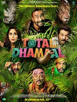 Total Dhamaal - Poster