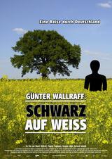 Günter Wallraff: Schwarz auf Weiss - Poster
