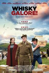 Whisky Galore - Poster
