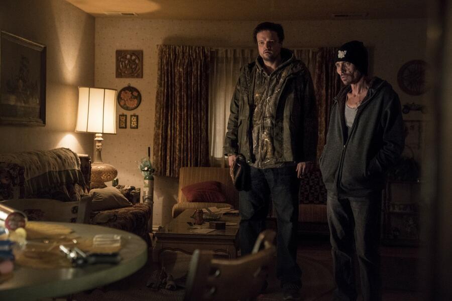 El Camino: A Breaking Bad Movie mit Matt Jones und Charles Baker