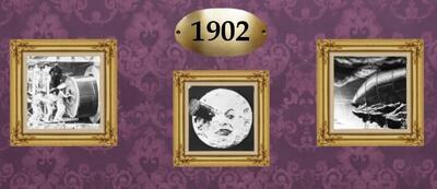 Markante Momente: Die Reise zum Mond aus dem Jahre 1902