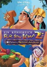 Ein Königreich für ein Lama 2 - Kronks großes Abenteuer - Poster