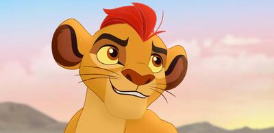 Der Anführer der Lion Guard: Simbas Sohn Kion