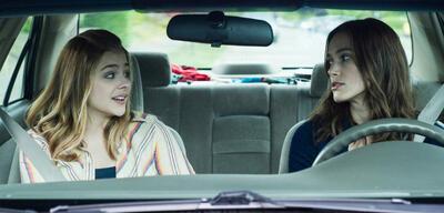 Chloe Grace Moretz und Keira Knightley