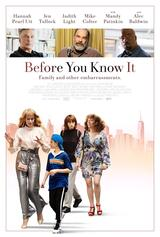 Before You Know It - Poster