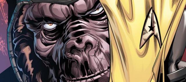 Kirk & Orang-Utans vs. Klingonen & Gorillas!