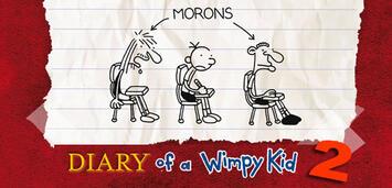 Bild zu:  Diary of a wimpy Kid 2: Roderick rules