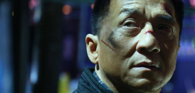 Jackie Chan in Police Story - Back for Law