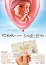 Oskar und die Dame in Rosa - Poster