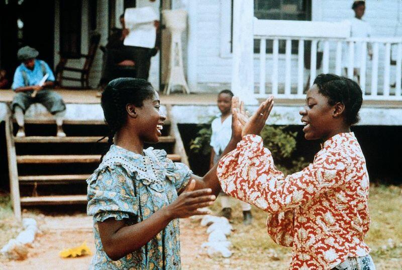 Die Farbe Lila mit Akosua Busia und Desreta Jackson